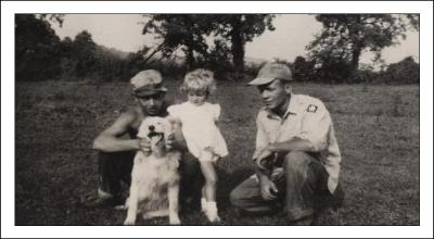 Parksville Ky 1949 my uncles & me